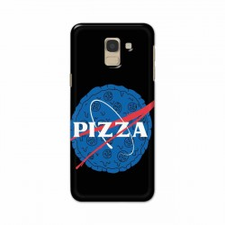 Buy Samsung Galaxy J6 2018 Pizza Space Mobile Phone Covers Online at Craftingcrow.com