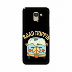 Buy Samsung Galaxy J6 2018 Road Trippin Mobile Phone Covers Online at Craftingcrow.com