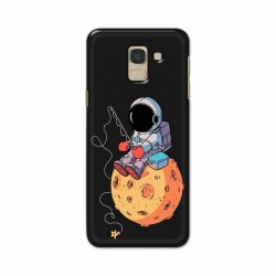 Buy Samsung Galaxy J6 2018 Space Catcher Mobile Phone Covers Online at Craftingcrow.com