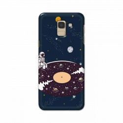 Buy Samsung Galaxy J6 2018 Space DJ Mobile Phone Covers Online at Craftingcrow.com