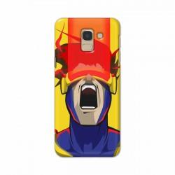 Buy Samsung Galaxy J6 2018 The One eyed Mobile Phone Covers Online at Craftingcrow.com