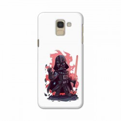 Buy Samsung Galaxy J6 2018 Vader Mobile Phone Covers Online at Craftingcrow.com