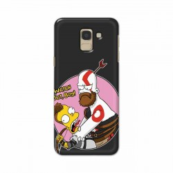 Buy Samsung Galaxy J6 2018 Watch Out Boy Mobile Phone Covers Online at Craftingcrow.com