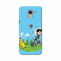 Buy Samsung Galaxy J6 2018 Knockout Mobile Phone Covers Online at Craftingcrow.com