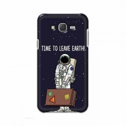 Buy Samsung Galaxy J7 Time to Leave Earth Mobile Phone Covers Online at Craftingcrow.com