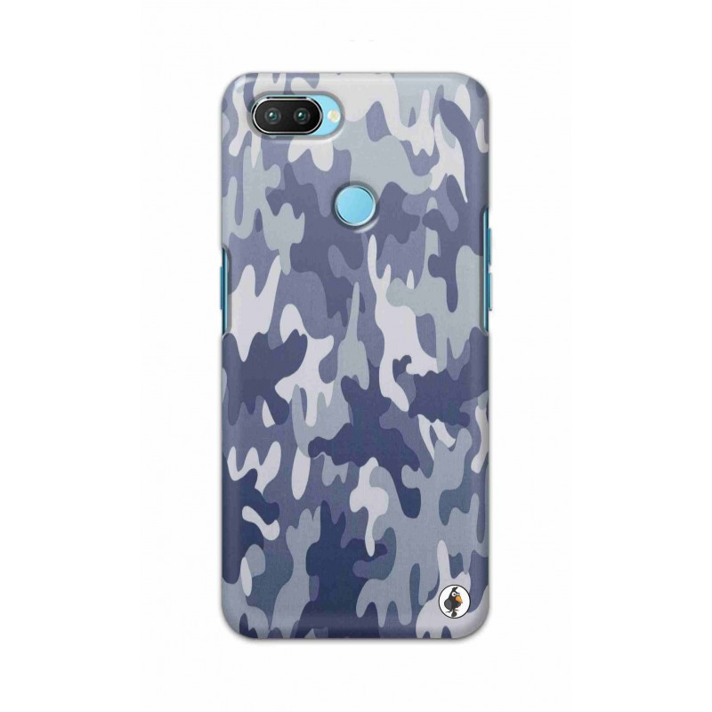 Oppo Realme 2 Pro - Camouflage Wallpapers  Image