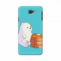 Buy Samsung Galaxy J7 Prime Bear and Pan Cakes Mobile Phone Covers Online at Craftingcrow.com
