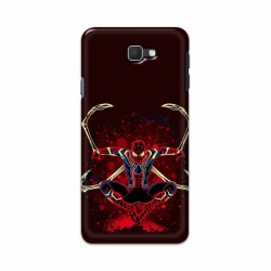 Buy Samsung Galaxy J7 Prime Iron Spider Mobile Phone Covers Online at Craftingcrow.com