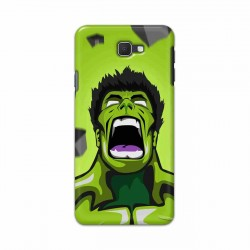 Buy Samsung Galaxy J7 Prime Rage Hulk Mobile Phone Covers Online at Craftingcrow.com