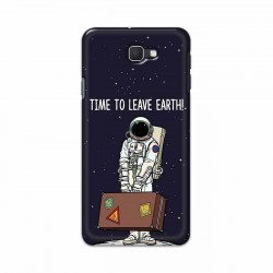 Buy Samsung Galaxy J7 Prime Time to Leave Earth Mobile Phone Covers Online at Craftingcrow.com