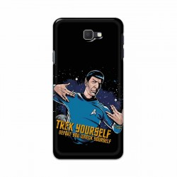 Buy Samsung Galaxy J7 Prime Trek Yourslef Mobile Phone Covers Online at Craftingcrow.com