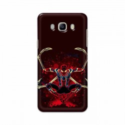 Buy Samsung Galaxy J8 Iron Spider Mobile Phone Covers Online at Craftingcrow.com