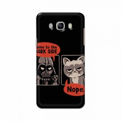 Buy Samsung Galaxy J8 Not Coming to Dark Side Mobile Phone Covers Online at Craftingcrow.com