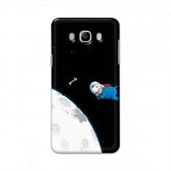 Buy Samsung Galaxy J8 Space Doggy Mobile Phone Covers Online at Craftingcrow.com