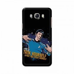 Buy Samsung Galaxy J8 Trek Yourslef Mobile Phone Covers Online at Craftingcrow.com