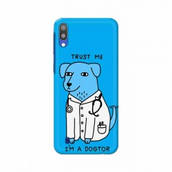Buy Samsung Galaxy M10 I am Dogtor Mobile Phone Covers Online at Craftingcrow.com