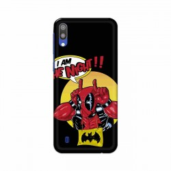 Buy Samsung Galaxy M10 I am the Knight Mobile Phone Covers Online at Craftingcrow.com