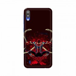 Buy Samsung Galaxy M10 Iron Spider Mobile Phone Covers Online at Craftingcrow.com