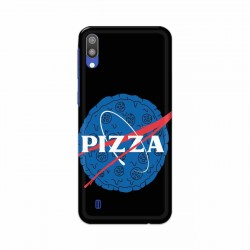 Buy Samsung Galaxy M10 Pizza Space Mobile Phone Covers Online at Craftingcrow.com