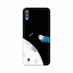 Buy Samsung Galaxy M10 Space Doggy Mobile Phone Covers Online at Craftingcrow.com