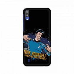 Buy Samsung Galaxy M10 Trek Yourslef Mobile Phone Covers Online at Craftingcrow.com