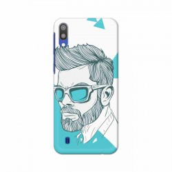 Buy Samsung Galaxy M10 Kohli Mobile Phone Covers Online at Craftingcrow.com