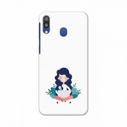Buy Samsung Galaxy M20 Busy Lady Mobile Phone Covers Online at Craftingcrow.com