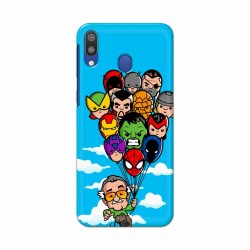 Buy Samsung Galaxy M20 Excelsior Mobile Phone Covers Online at Craftingcrow.com