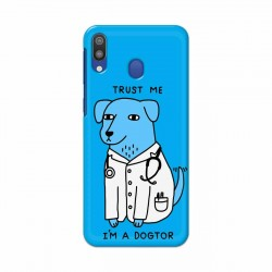 Buy Samsung Galaxy M20 I am Dogtor Mobile Phone Covers Online at Craftingcrow.com