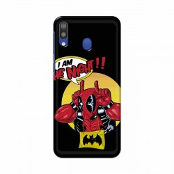 Buy Samsung Galaxy M20 I am the Knight Mobile Phone Covers Online at Craftingcrow.com