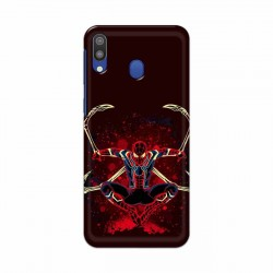 Buy Samsung Galaxy M20 Iron Spider Mobile Phone Covers Online at Craftingcrow.com