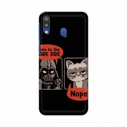 Buy Samsung Galaxy M20 Not Coming to Dark Side Mobile Phone Covers Online at Craftingcrow.com