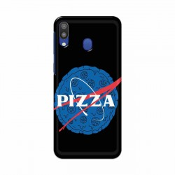 Buy Samsung Galaxy M20 Pizza Space Mobile Phone Covers Online at Craftingcrow.com