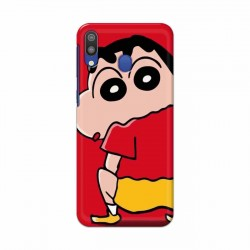 Buy Samsung Galaxy M20 Shin Chan Mobile Phone Covers Online at Craftingcrow.com