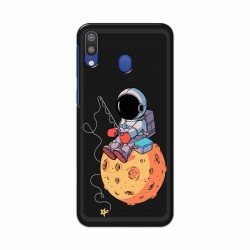 Buy Samsung Galaxy M20 Space Catcher Mobile Phone Covers Online at Craftingcrow.com