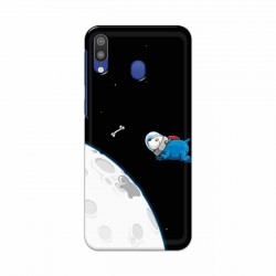 Buy Samsung Galaxy M20 Space Doggy Mobile Phone Covers Online at Craftingcrow.com