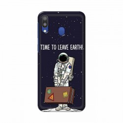 Buy Samsung Galaxy M20 Time to Leave Earth Mobile Phone Covers Online at Craftingcrow.com