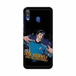 Buy Samsung Galaxy M20 Trek Yourslef Mobile Phone Covers Online at Craftingcrow.com