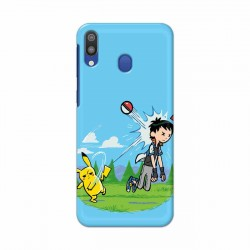 Buy Samsung Galaxy M20 Knockout Mobile Phone Covers Online at Craftingcrow.com