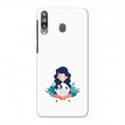 Buy Samsung Galaxy M30 Busy Lady Mobile Phone Covers Online at Craftingcrow.com