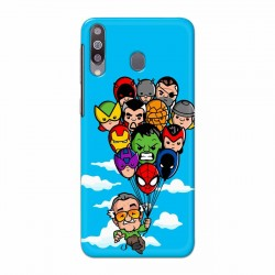 Buy Samsung Galaxy M30 Excelsior Mobile Phone Covers Online at Craftingcrow.com