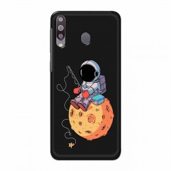 Buy Samsung Galaxy M30 Space Catcher Mobile Phone Covers Online at Craftingcrow.com