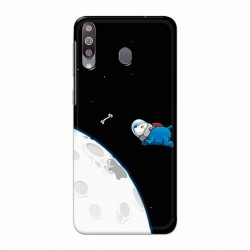 Buy Samsung Galaxy M30 Space Doggy Mobile Phone Covers Online at Craftingcrow.com