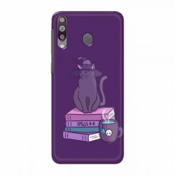 Buy Samsung Galaxy M30 Spells Cats Mobile Phone Covers Online at Craftingcrow.com