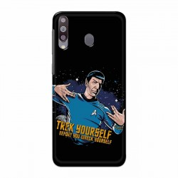 Buy Samsung Galaxy M30 Trek Yourslef Mobile Phone Covers Online at Craftingcrow.com