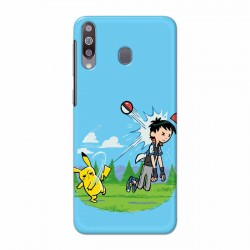 Buy Samsung Galaxy M30 Knockout Mobile Phone Covers Online at Craftingcrow.com