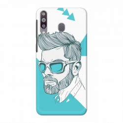 Buy Samsung Galaxy M30 Kohli Mobile Phone Covers Online at Craftingcrow.com