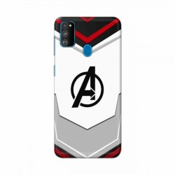 Buy Samsung Galaxy M30s Quantum Suit Mobile Phone Covers Online at Craftingcrow.com