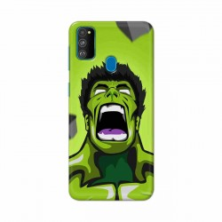 Buy Samsung Galaxy M30s Rage Hulk Mobile Phone Covers Online at Craftingcrow.com