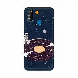 Buy Samsung Galaxy M30s Space DJ Mobile Phone Covers Online at Craftingcrow.com